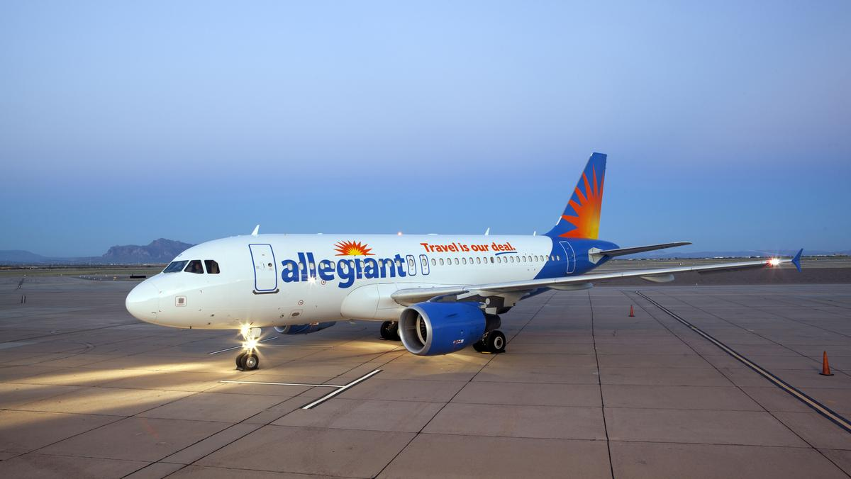 Allegiant Launches New Cvg Flight To Denver Today