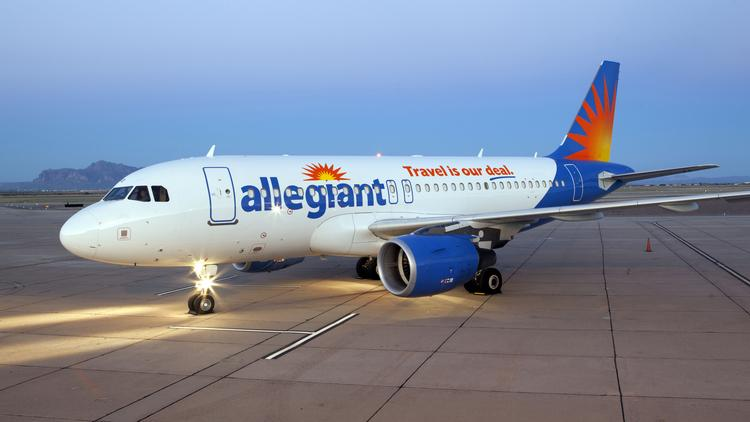 Allegiant Air Sets New Direct Flights From Austin To