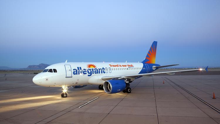 Allegiant Adds Nonstop Louisville Las Vegas Flight