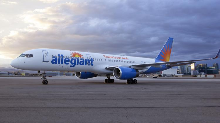 Allegiant Adds Service At Mitchell Airport With Five
