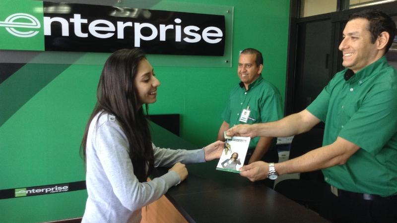 Enterprise Rent Car Northwest Highway