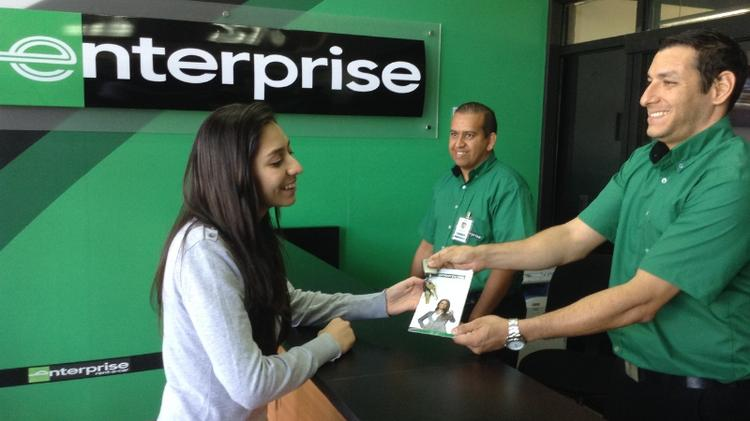 Enterprise Rent A Car St Louis Locations