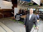 Booz Allen CEO sees pay package fall 15 percent