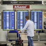 S. Fla. airports combat 'ripple effect' caused by power outage at Atlanta airport