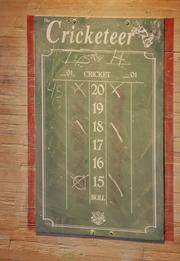 A scoreboard for darts at Punch Bowl Social.