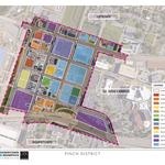 Developers request two Pinch District street closures