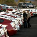 Coloradans flock back to auto dealerships