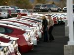 Coloradans flock back to auto dealerships