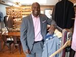 Chris Hemans is putting retail in the spotlight in center city