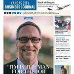 First in Print: KCADC hands reins to Cowden