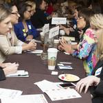 EDITOR'S NOTES: Aspiring women, this event's for you