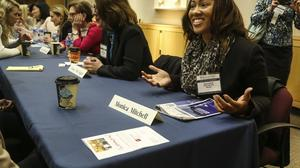Mentoring Monday brings together Greater Baltimore business leaders, up-and-comers
