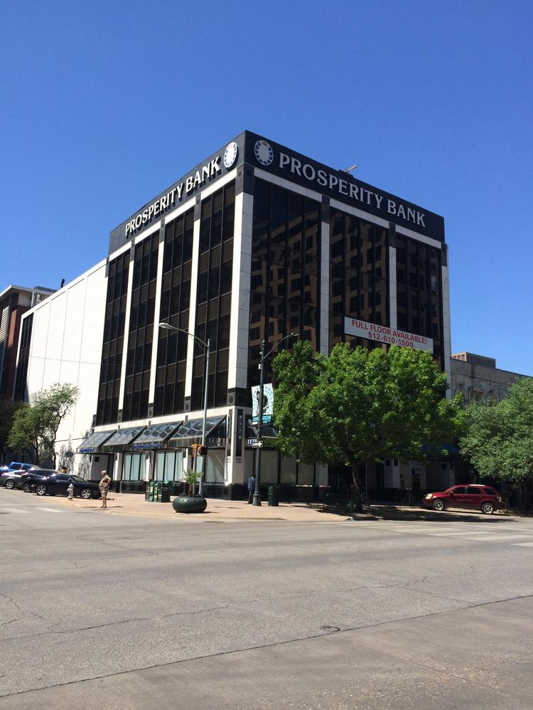 Cielo Property Group now owns two corner properties at Ninth Steet and Congress Avenue in downtown Austin.