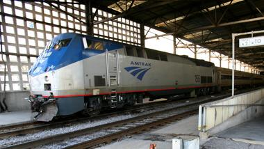 Have you ever used Amtrak service out of Pittsburgh?