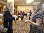 Mentoring Monday brings together 'invigorating' group of female professionals