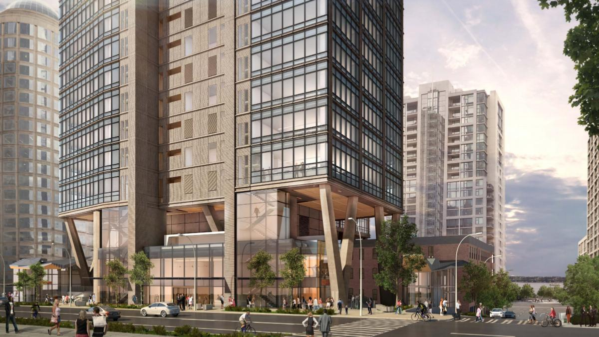 Second Use Seattle >> With appeal settled, construction starts on 38-story office tower in downtown Seattle (Images ...