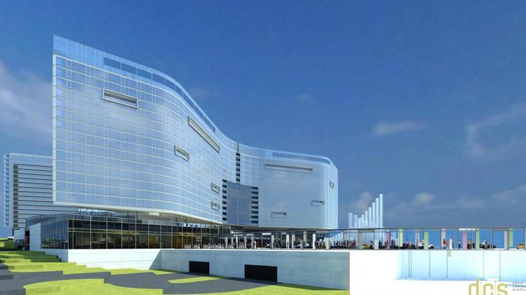New parking garage to serve National Harbor, MGM