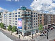 AC Hotels by Marriott at the Banks is one of three hotels Winegardner & Hammons Hotel Group is building.