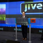 Jive Software sold to private equity firm