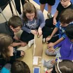 Inspiring students with interactive learning