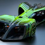 Nvidia to provide brains in driverless high-speed car races