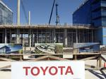 Toyota sees U.S. profits weaken