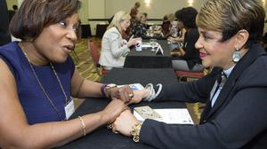 Mentoring Monday, Women in Business Awards: Images from a nexus of networking, inspiration