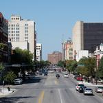 Downtown Wichita gets a cleanup this weekend