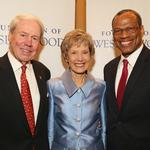 Carlos, Vance to be honored for their philanthropic generosity