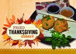 Deep Fried Thanksgiving among State Fair contenders