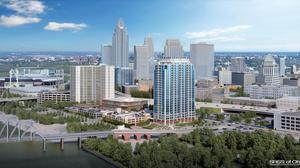 Riverfront ​Skyhouse deal is unprecedented, city officials say
