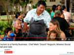 Local chef featured in Hawaii Tourism Authority's new digital marketing effort