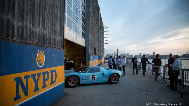 Classic Car Club Moves Into Pier New York Business Journal - Classic car club