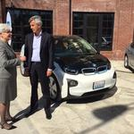 Why BMW made Seattle its U.S. car-sharing headquarters – and launch city