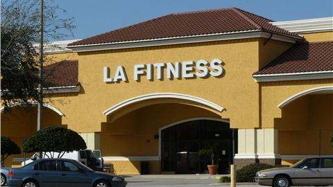 Cole Reit Advisors S La Fitness Building In Boynton Beach South Florida Business Journal