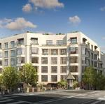 Nob Hill project to turn two parking lots into market-rate condos wins approval