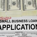 SBA setting lending records