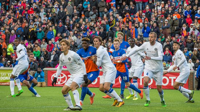 Do you still want FC Cincinnati to score an MLS bid?