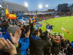 FC Cincinnati hits attendance milestone for Crystal Palace match