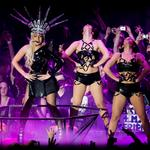 After Super Bowl extravaganza, <strong>Lady</strong> <strong>Gaga</strong> plans world tour, including Austin stop