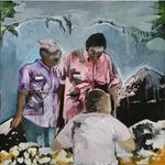 Seattle's Frye Museum presents 'Young Blood,' the work of two brothers from Seattle