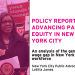 Minority women bear brunt of N.Y.C.'s gender-wage gap