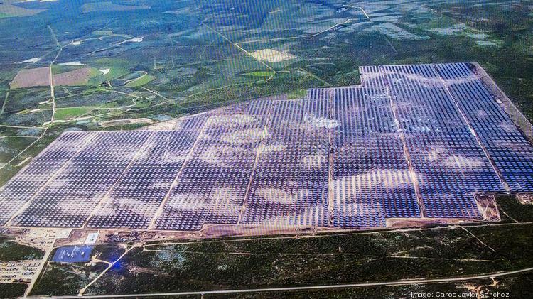CPS Energy and conEdison Development dedicate Alamo 5 solar