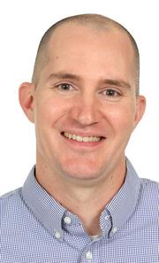 2013 PSBJ 40 under 40 honoree Aidan Poile, Director of Real Estate, of Plymouth Housing Group.