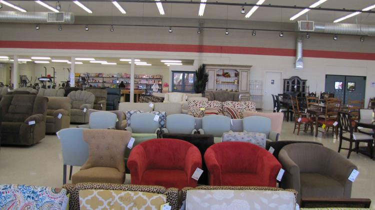 A Wholesale Furniture Distributor Is Moving To Much Larger Space.