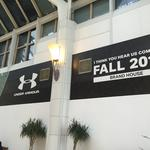 Under Armour has a location for its second-largest store in North America