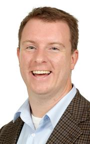 2013 PSBJ 40 under 40 honoree Larry Ward, Partner, at Dorsey & Whitney LLP.