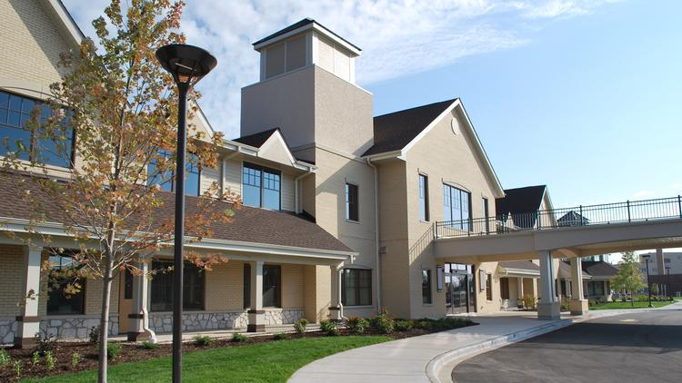 The St. Ann Center for Intergenerational Care – Bucyrus Campus opened in September 2016.