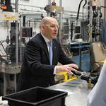 Auto supplier marks third expansion in 5 years