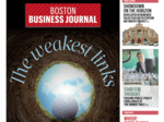 The weakest links: The Bay State's community of country clubs is deep in the rough